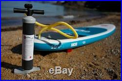 Red Paddle Co ISUP Set 10.8' Familienboard inflatable Stand Up Paddle Surfboard
