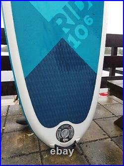 Red Paddle Co Ride 10.8 SUP Inflatable Stand Up Paddle Board 2019