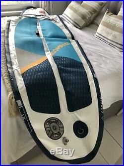 Red Paddle Co SUP Stand Up Paddle Board 110 COMPACT INFLATABLE PADDLE BOARD