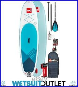 Red Paddle Co SUP Stand Up Paddle Boarding Ride 10'6 Inflatable Stand Up