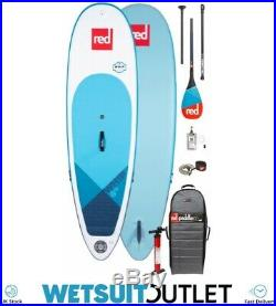 Red Paddle Co SUP Stand Up Paddle Boarding Whip MSL 8'10 Inflatable Stand Up