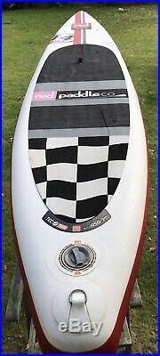Red Paddle Co inflatable stand up paddle board. Elite 14