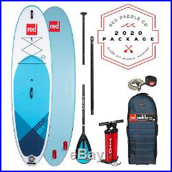 Red Paddle RIDE 10'8 Alloy Package Inflatable SUP
