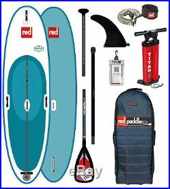 Red Paddle co 10ft 7 Windsurf Inflatable Sup Package 2020