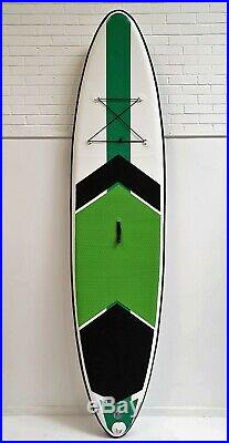 Reduced By £99, Inflatable Paddle Board, Sup, Surf Board, Pump 3rd Fin, Bag Pump