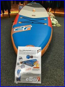 SAVE 30% JP Australia All Round Air LE Windsurf Inflatable SUP 11