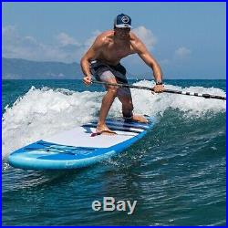 SPRING SALE Fanatic 9'8 Fly Air Inflatable Stand Up Paddle Board iSUP 2019