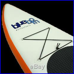 SUP Pro Glider 11 Inflatable Stand Up Paddle Board Surfboard + Pump & Case