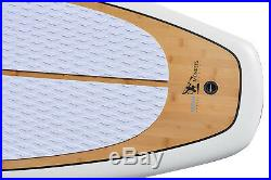 Stand Up Paddle Board SUP Hard Board Non Inflatable 10'6 Fiberglass Paddleboard