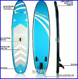 Stand Up Paddle Board SUP Surfboard Surfing Inflatable Paddleboard Accessories