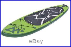 Stand up paddle board Guppy by Galaxy Kayaks ISUP Inflatable Paddleboard