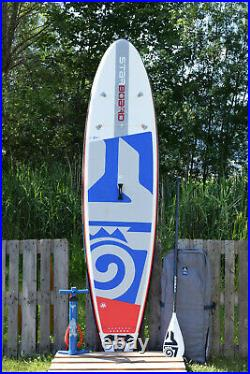 Starboard 12'0 33 Astro Igo Zen Inflatable Stand Up Paddle Board New