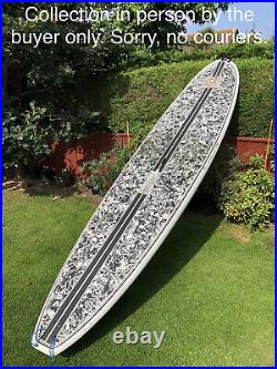Starboard Cruiser SUP/windsup. 126. (Rigid i. E. Not an inflatable)