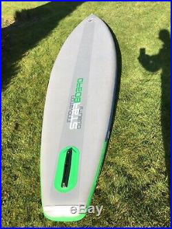 Starboard Touring Inflatable paddle board Sup North Devon
