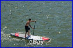Sup Dvsport 12.0 366 Stand Up Paddle Surfboard Inflatable Board Pumpe Isup Aqua