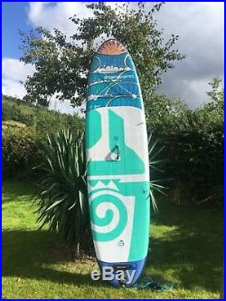 Sup North Devon Starboard Inflatable Tkihine Paddle board