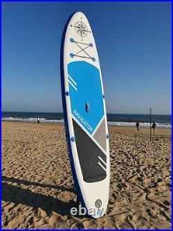 Surf Shack Poole 11' Inflatable Stand up Paddleboard Paddle Board SUP