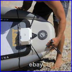 Surfboard Fin Motor Inflatable SUP Boat Canoe Kayak Board Propilsion Device 240w