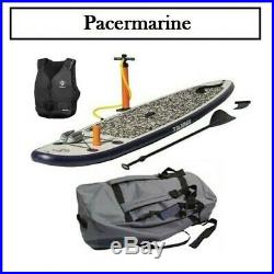 Talamex 10.6 Inflatable Paddle Board SUP Buoyancy Aid Package