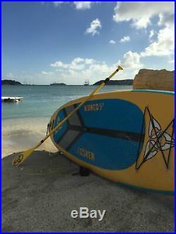 The OShea 108 HDx Inflatable SUP / Paddleboard KIT