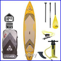 The OShea 12'6 GTS HPx Inflatable SUP / Paddleboard KIT
