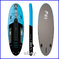 Tiki 10ft 6 Inflatable SUP Glider Stand Up Paddle Board + Accessories Pack