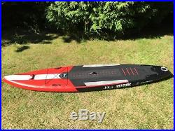 Tiki 12ft 6 Inflatable Venture SUP + 3Pce Paddle + Leash + Pack Stand Up Board