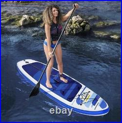Trusted Convertible Stand Up Paddle Board KAYAK Inflatable Surfing Conoeing