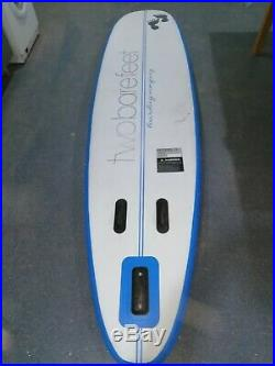 Two Bare Feet Inflatable SUP Paddleboard