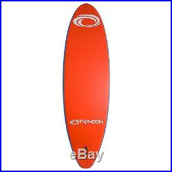 Typhoon 10ft SUP Inflatable Stand Up Paddle Board + Paddle + Pump + Bag ISUP NEW