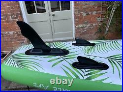 Ultimate'Amazon' Inflatable Paddle Board SUP by Sandbanks Style NEW 2020