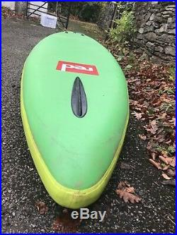 Used 2018 Red Paddle Voyager 13,2 Inflatable Stand Up Paddle Board + Bag, Pump