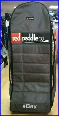 Used Red Paddle Co WindSUP 10'7 Inflatable Stand Up Paddle Board + 3.5m Rig