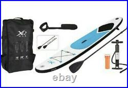 XQ Max Inflatable Stand Up Paddle Board 10' With Pump No Paddle
