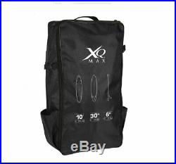 XQ Max SUP Windsurfing Inflatable Stand-Up Paddle Board Set 305cm Convertible 6