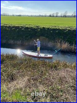 XYLOVE Inflatable Stand Up Paddle Board, 11ft Weight 7kg brand new in stock