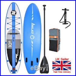 ZRAY A2+ PREMIUM iSUP 10'6 Inflatable Stand Up Paddle Board Package
