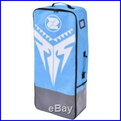 ZRAY X1 9'9 Inflatable Stand Up Paddle Board Package
