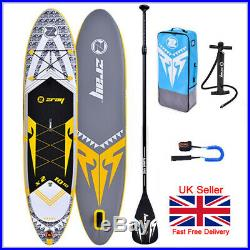 ZRAY X2 10ft 10 Inflatable Stand Up Paddle Board ISUP Package